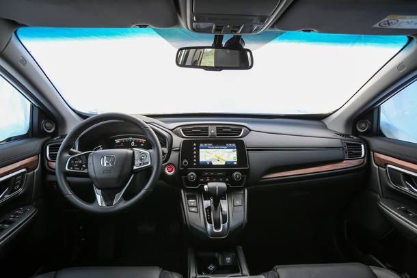 VW Tiguan x Honda CR-V x Chevrolet Equinox
