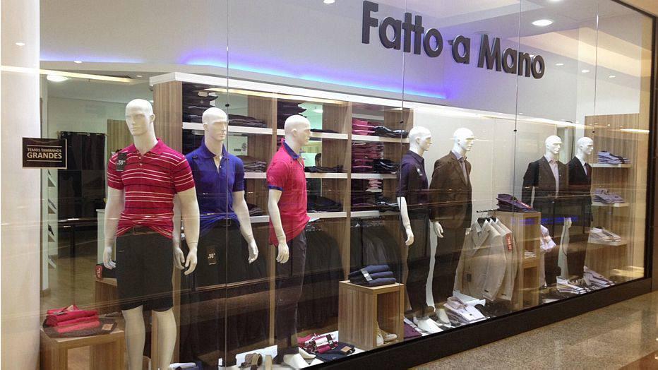 A Fatto a Mano tem 122 unidades, sendo 90 franquias e 32 lojas próprias.  Para abrir uma loja padrão, o investimento inicial é de R  200 mil. O  faturamento ... b14db5ab6e