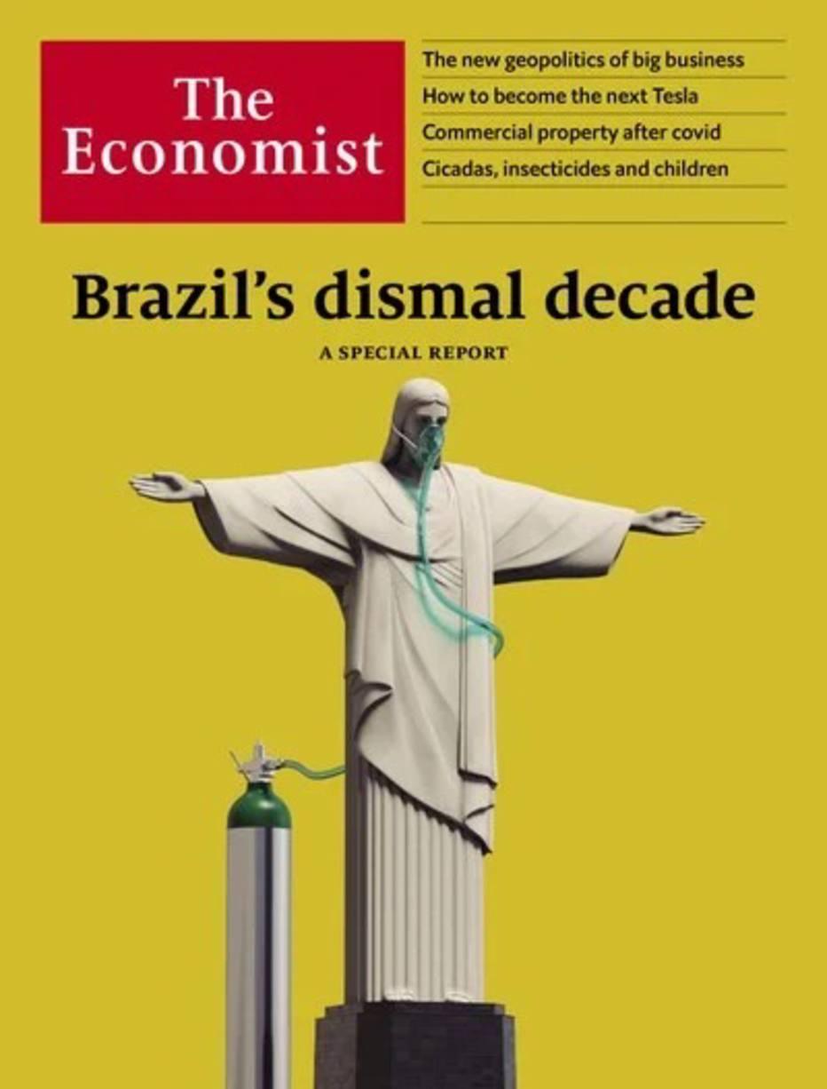 Capa Economist