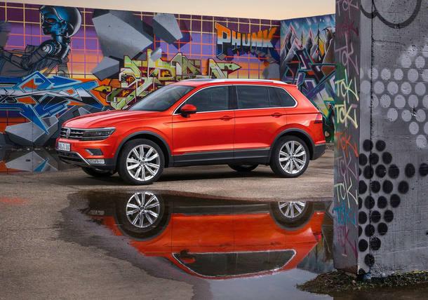 Novo Volkswagen Tiguan
