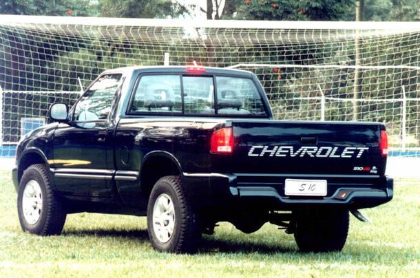 CHEVROLET S10 CHAMP - COPA DA FRANÇA 1998