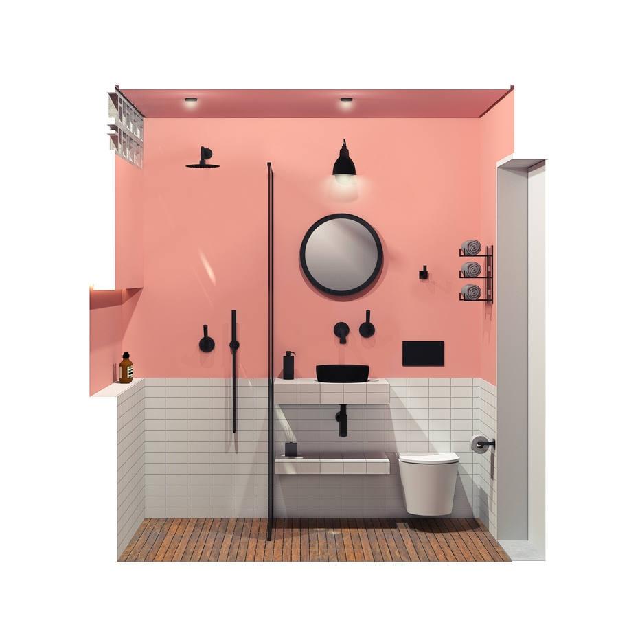Meu Projeto no 'Casa': Reforma moderniza banheiro com pouco espaço