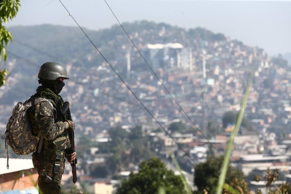 Brasil trocou a África pelos morros do Rio de Janeiro c3d6f28d70