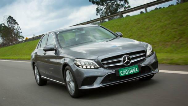 Os carros de luxo mais vendidos em abril