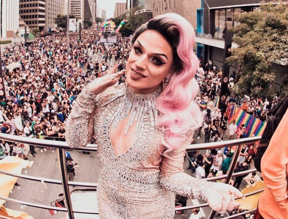 Lorelay Fox será apresentadora da Parada LGBT 2019 no YouTube