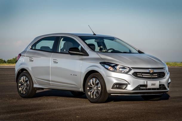 Os carros mais vendidos em maio de 2018