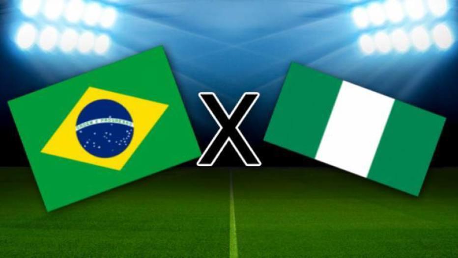 Resultado de imagem para brasil x nigéria