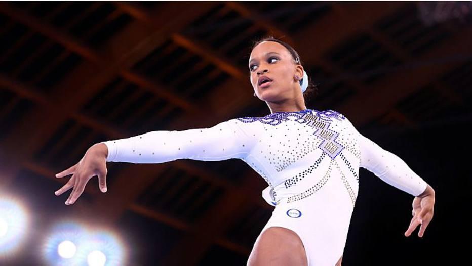 Rebeca Andrade, ginasta brasileira