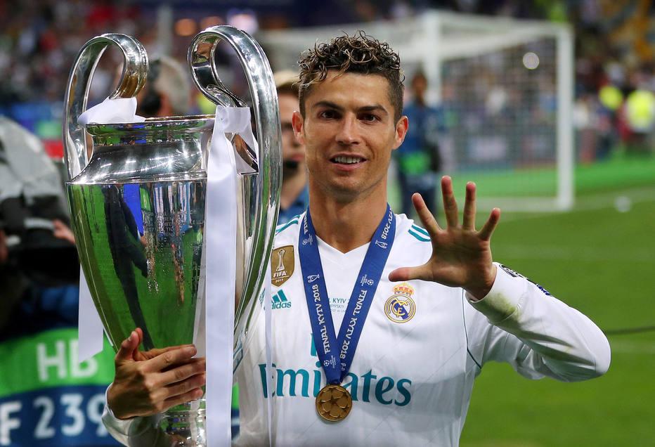 Fim de uma era  os 69 prêmios de Cristiano Ronaldo pelo Real Madrid ... 429c114040582