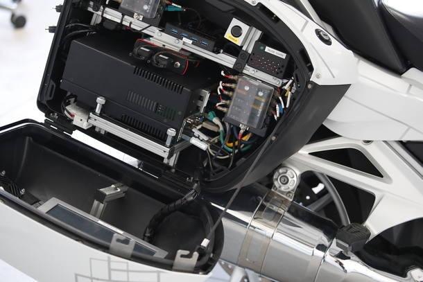BMW R 1200 GS Autônoma