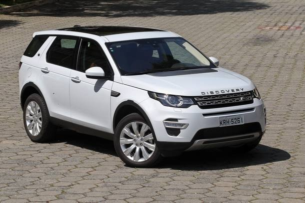 10º Land Rover Discovery
