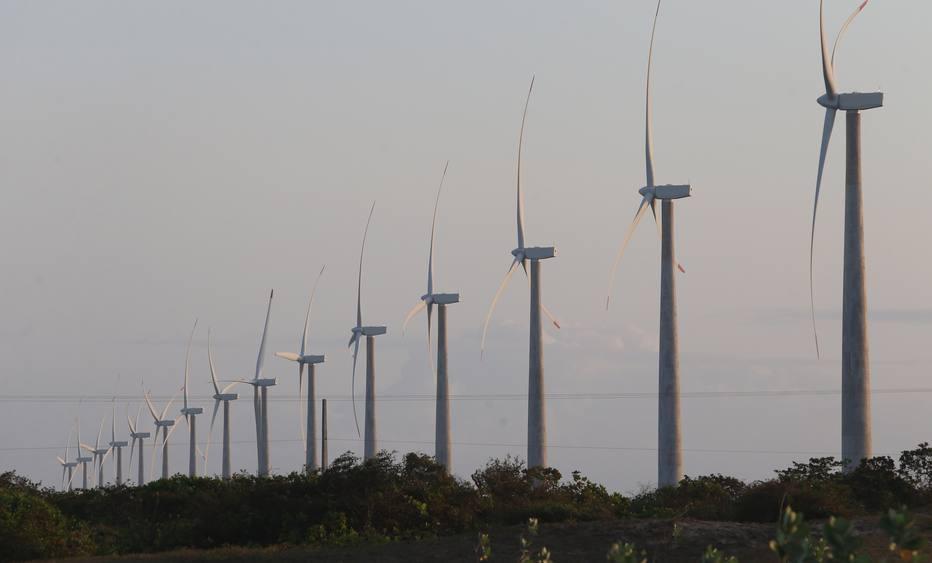Eólicas serão 2.ª fonte de energia do País em 2019