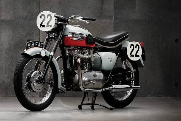 Releituras de motos antigas