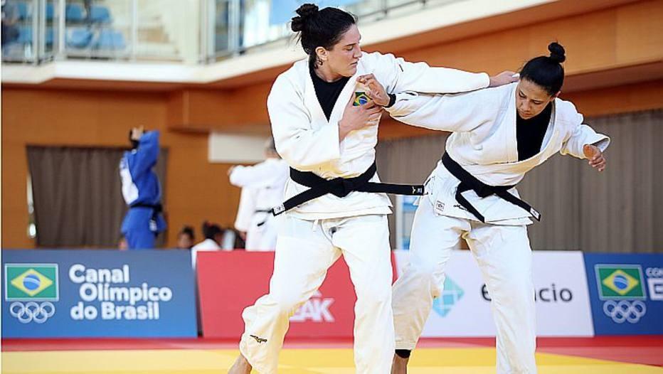 Bronze em Londres-2012 e Rio-2016, Mayra Aguiar, na categoria até 78kg, busca sua primeira final olímpica
