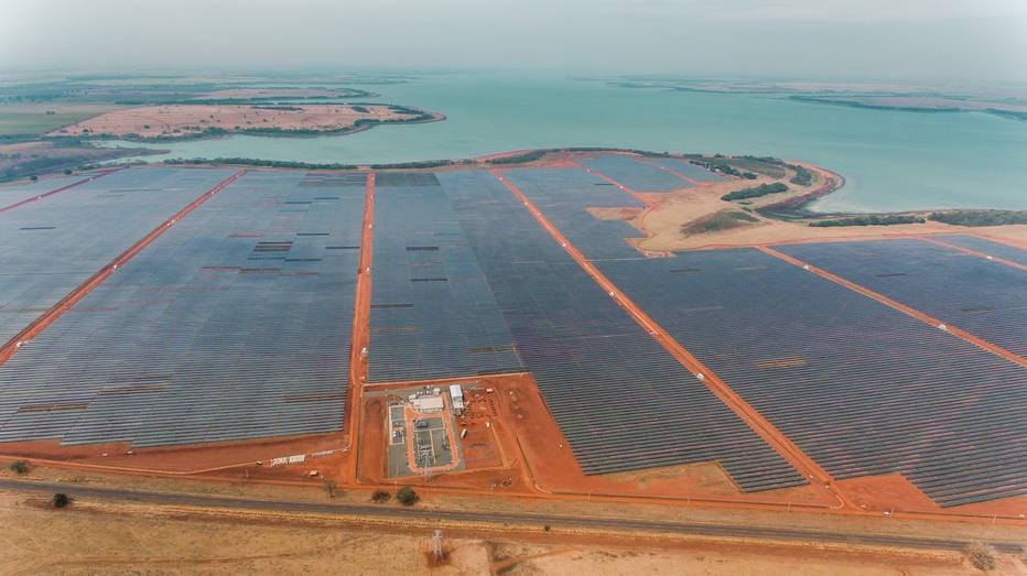 Parque solar da EDP / Energia solar