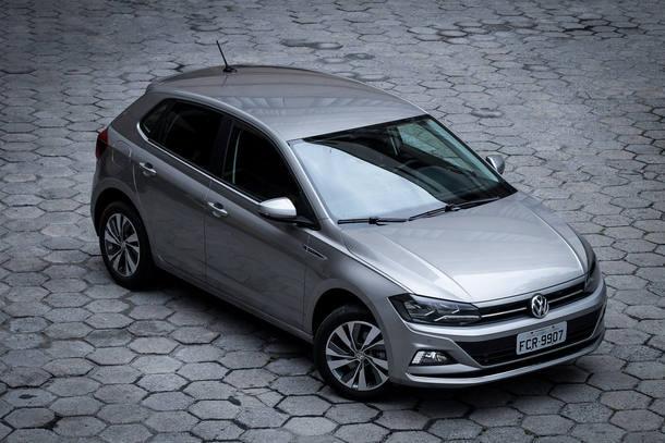 CERCA DE R$ 70 MIL - HATCH - VW POLO HIGHLINE 200TSI - R$ 69.190