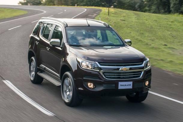 SUVs de 7 lugares de até R$ 200 mil