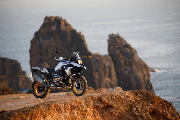 BMW R 1250 GS e R 1250 RT
