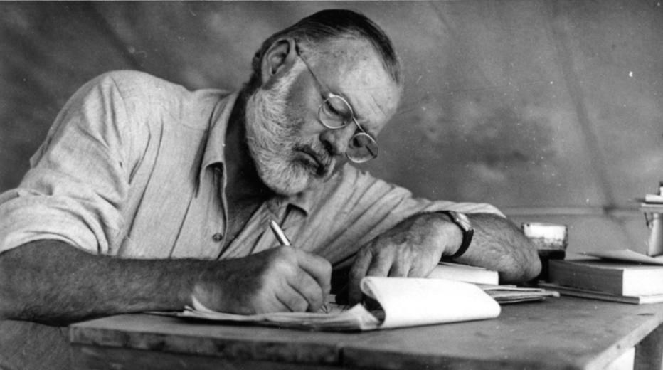 Há 55 anos morria Ernest Hemingway