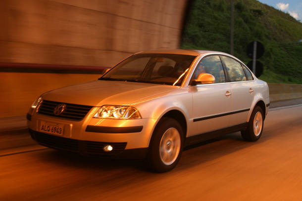 VW PASSAT 1.8 TURBO 2003