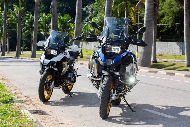 BMW R 1250 GS E R 1250 GS ADVENTURE