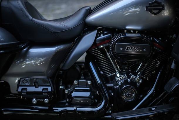 Modelo é o mais caro da Harley-Davidson