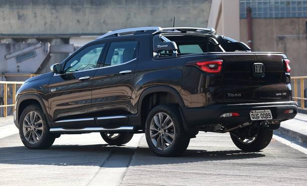 Avaliação: Fiat Toro Ranch 2020