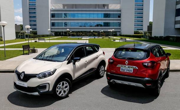 Os SUVs mais vendidos de março de 2018
