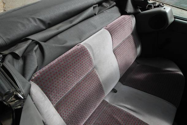 Ford Escort XR3 conversível 1988