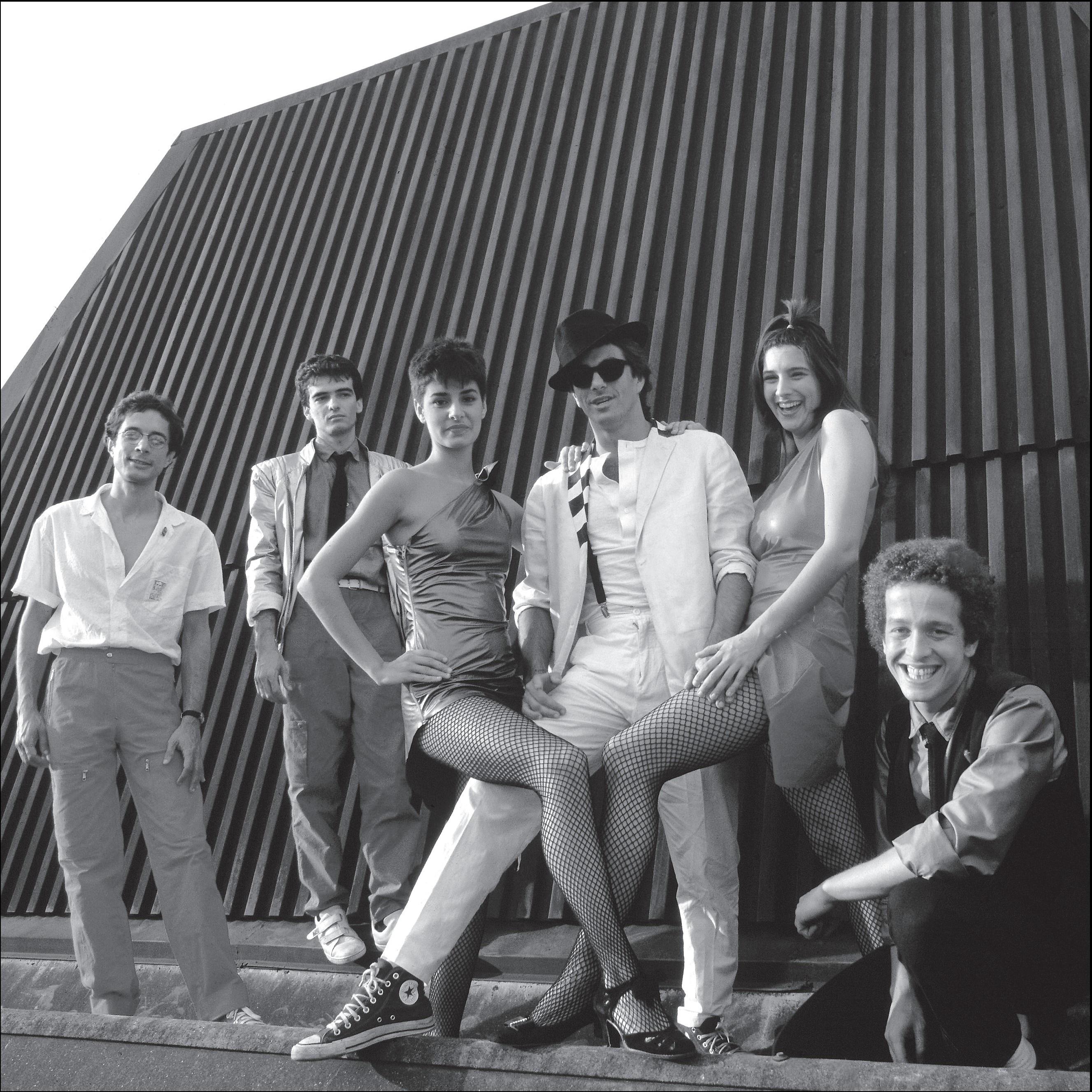 Rock Brasileiro Dos Anos 80 Acervo Estadão