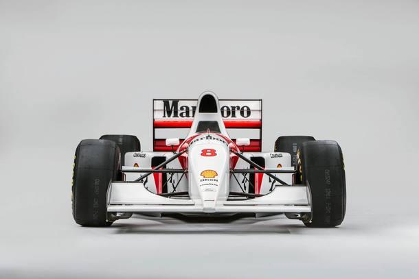 Dois Fórmula 1 de Ayrton Senna vão a leilão