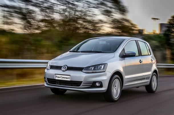 8º Volkswagen Fox Connect
