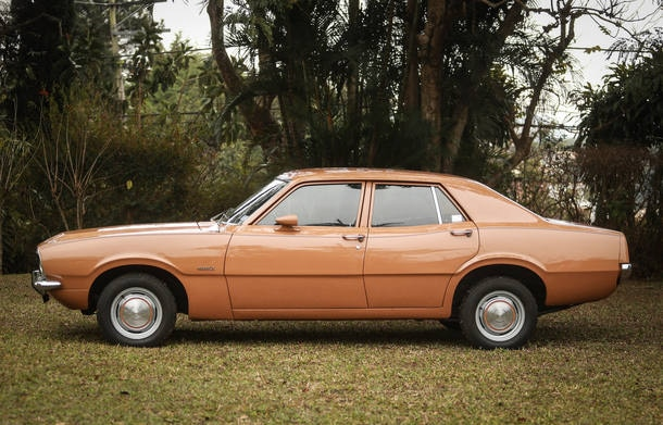 Carro do Leitor: Ford Maverick Super 1975