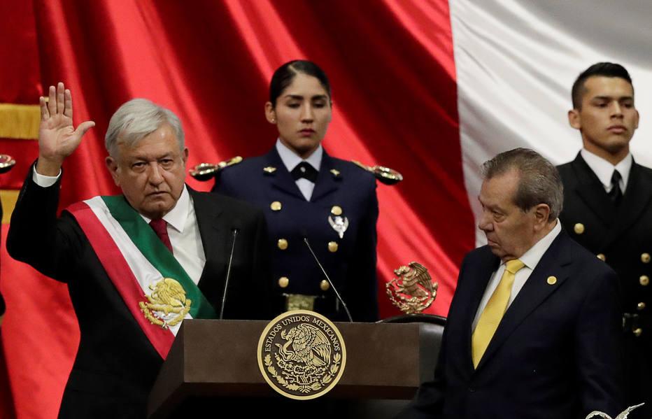 Posse de Obrador