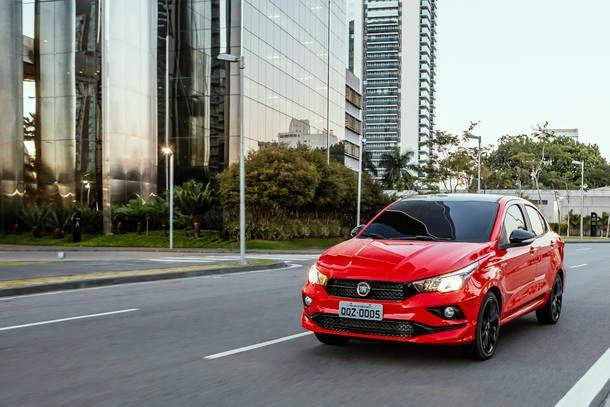 Fiat Cronos HGT 2020