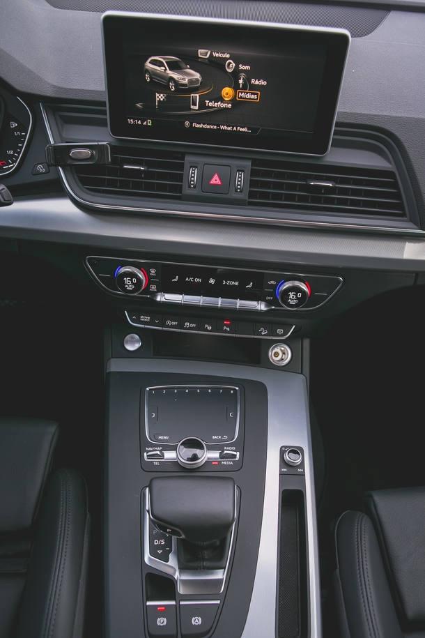 Jaguar F-Pace x Audi Q5