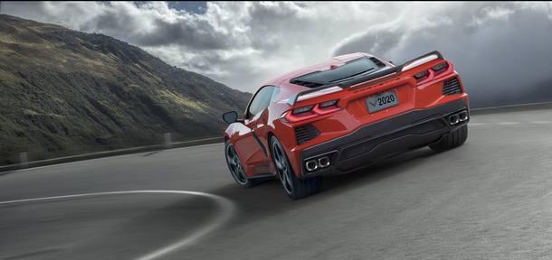 Chevrolet Corvette 2020