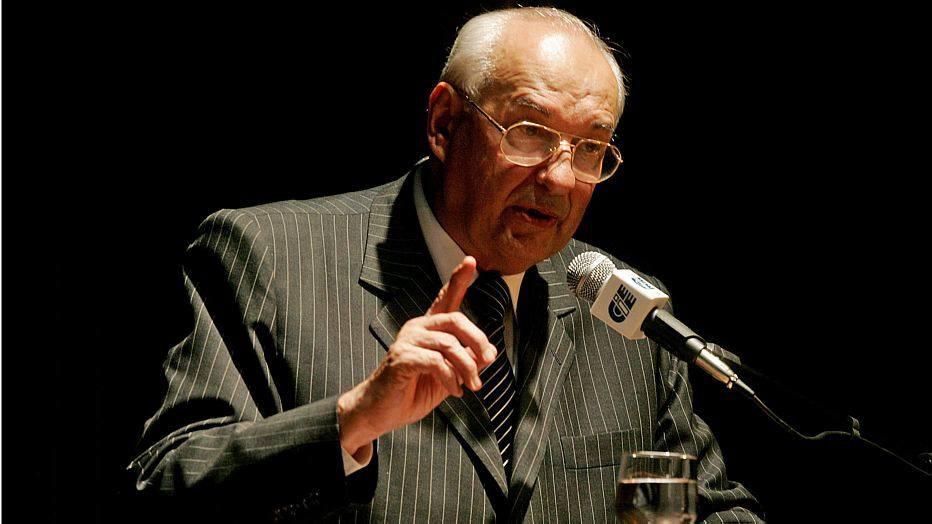 Jurista Ives Gandra da Silva Martins