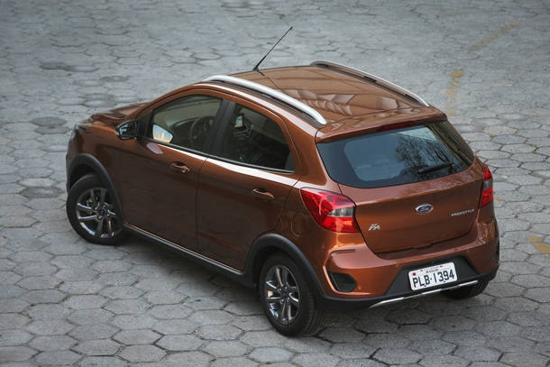 Comparativo Ford Ka Freestyle X Chevrolet Onix Activ