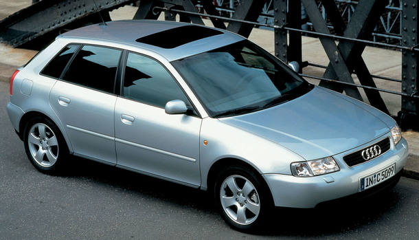 AUDI A3 1.8 TURBO MANUAL 2004