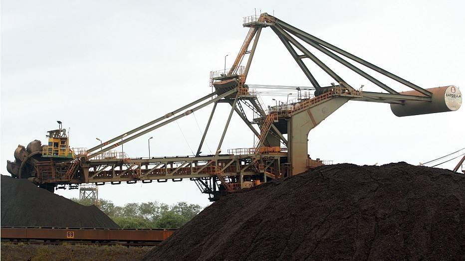 Mineração da Vale na Serra dos Carajás