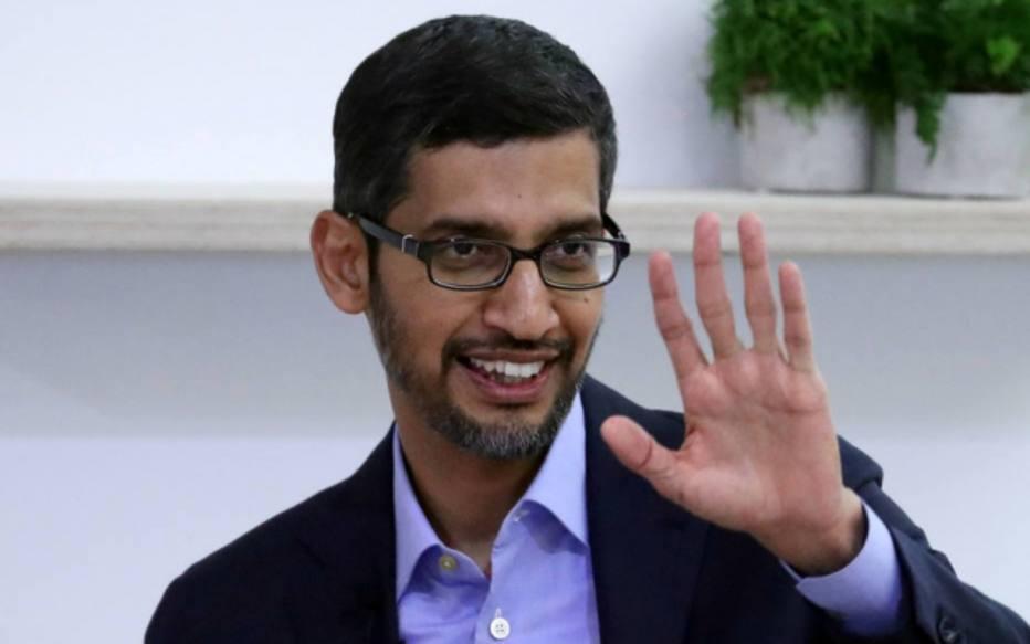 Presidente do Google se desculpa com autoridade da UE após vazamento de documento - Link - Estadão
