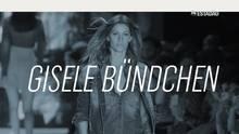 O adeus de Gisele Bündchen