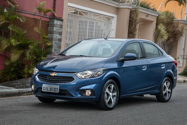 Os 20 carros mais vendidos em agosto