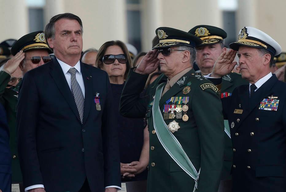 bolsonaro forcas armadas