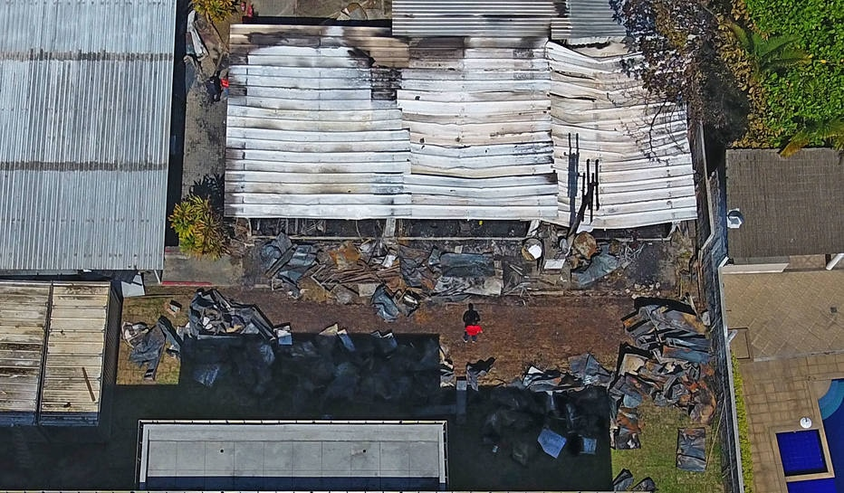 MP denuncia 11 pessoas pelo incêndio que matou 10 garotos da base do Flamengo