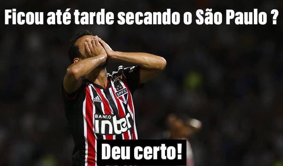 Ninguém surpreso: os memes com o São Paulo após derrota na ...