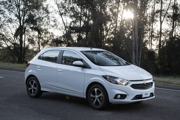 Os carros mais vendidos de maio de 2017