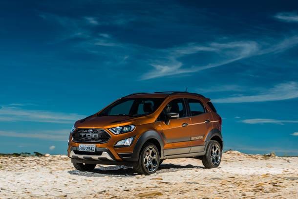 Os 20 SUVs mais vendidos de agosto