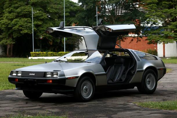 DeLorean 1981
